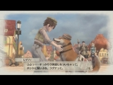 Valkyria Chronicles 4  young Angelica Farnaby and Ragnarok