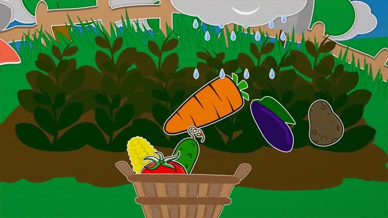 54 серия. Уроки от Пинги и Кроки. Урожай