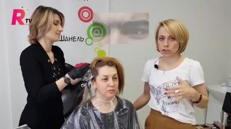 Доброго времени суток мои лапочки❤  Скорее на расческатв 🏃♂️🏃♀️ Новое видео ищите под названием 👉 Окрашивание волос плюс mak