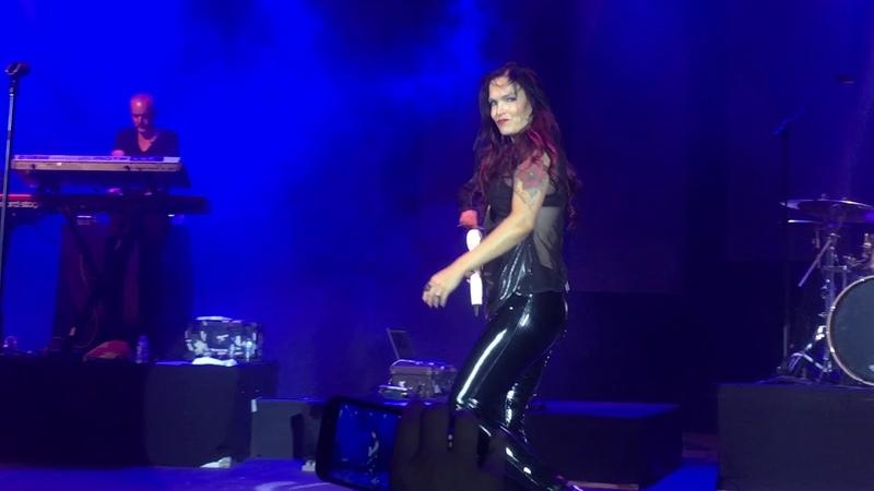 Tarja Turunen - Phantom of the Opera @Tom Brasil (São Paulo, 01/09/2018)