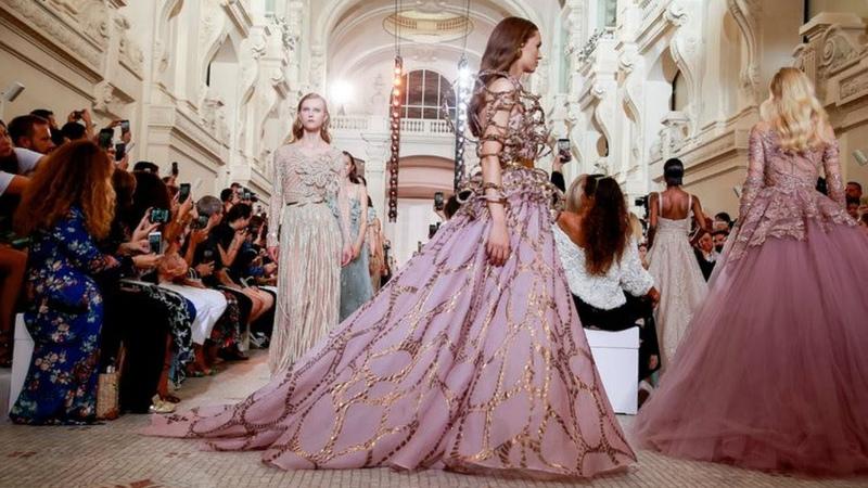 Elie Saab | Haute Couture | Fallwinter 201819