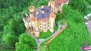 Schloss Hohenschwangau Castle Bavaria HD 4K ~ 06 2016