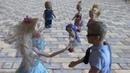 ШКОЛА Макс загадал желание чтобы исчезла Мультик с куклами барби