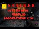 S.T.A.L.K.E.R. - Путь во мгле часть 10 Лаборатория X14