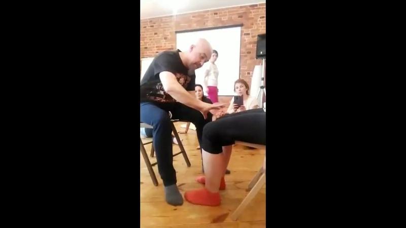 Несколько упражнений из семинара Правка с Георгием Тымнетагиным 5 6 мая 2018