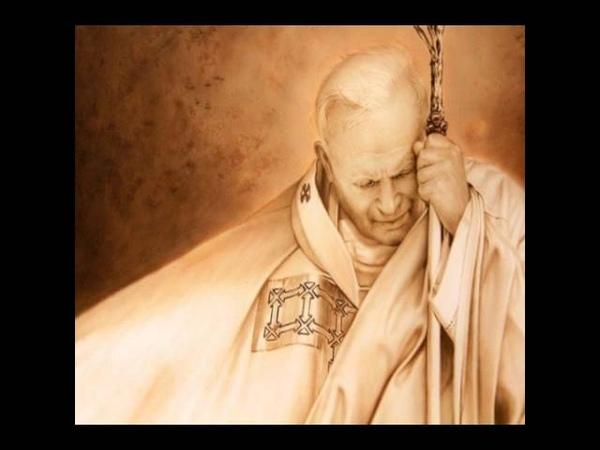 Papież Jan Paweł II A my Wom zycymy