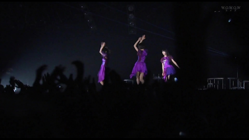 (Live) Perfume - Party Maker FLASH (COUNTDOWN JAPAN 16/17 DAY-1 WOWOW LIVE 2017.02.14)