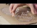 Как сделать гравировку на стеклянные подставки - простая идея для DIY-подарка