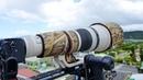 4K 25mm-15000mm 600X super-telephoto zoom - Better than Nikon P1000