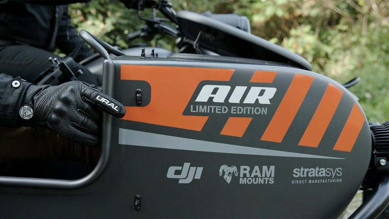 2018 Ural Air Limited Edition