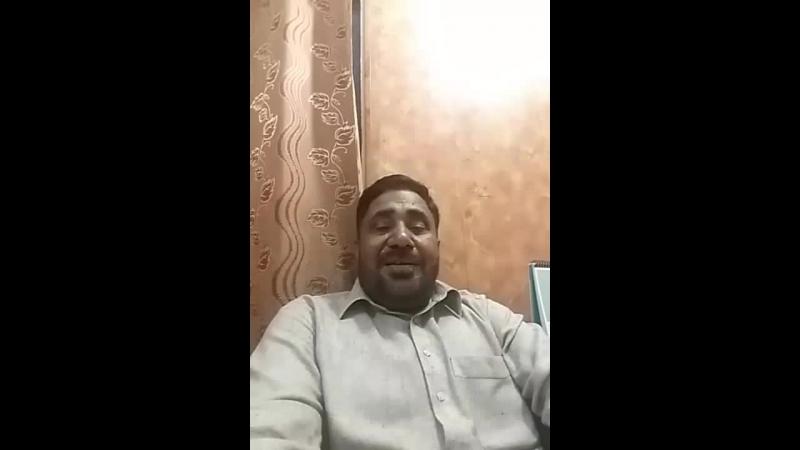Riaz-Ahmad Tarar - Live
