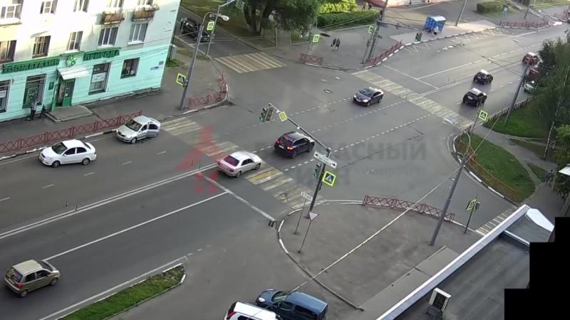 ДТП Б Октябрьская Лисицына