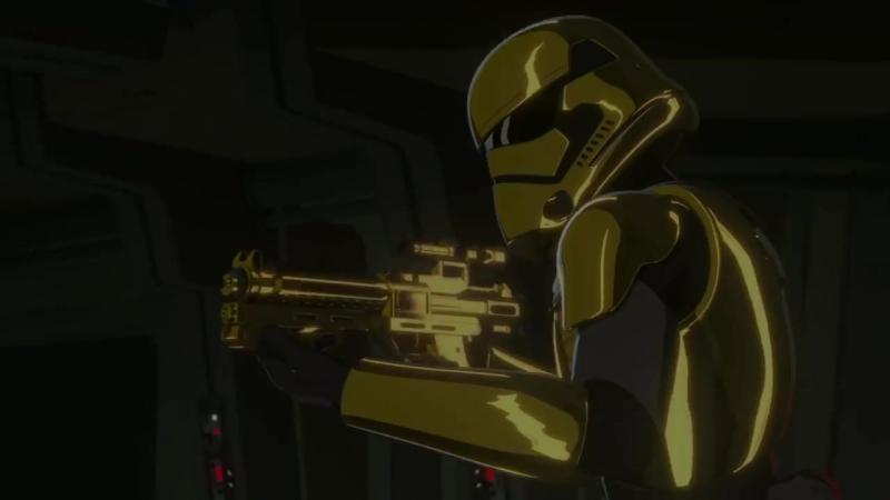 Первый тизер сериала Звездные войны Сопротивления (На Английском языке)