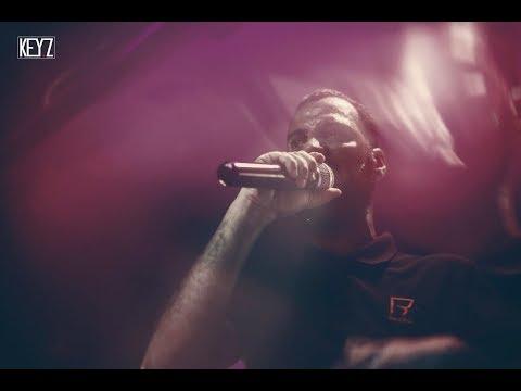 Redstar Radi Red Steps Official Music Video BY KEY Z