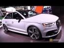 2018 Audi RS3 - Exterior and Interior Walkaround - 2018 New York Auto Show