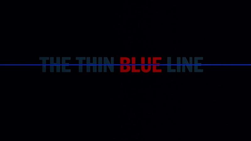 Тонкая голубая линия / The Thin Blue Line (1988)