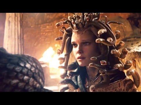 Chiến đấu với Medusa - Cuộc chiến của những vị thần 2010