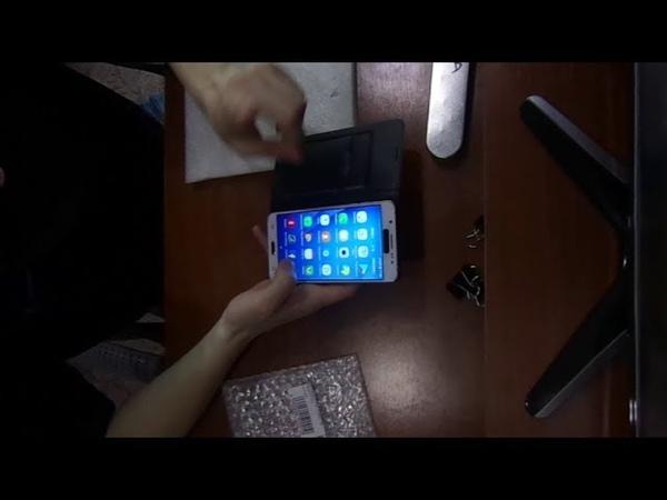Samsung Galaxy J7 2016 Замена дисплейного модуля на TFT откат на Android 6 и сброс FRP Lock