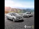 Новый Renault LOGAN и новый Renault SANDERO