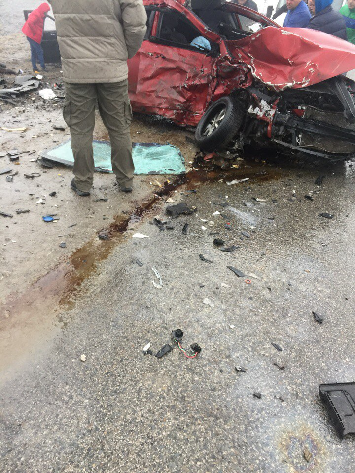 На трассе «Ростов-Таганрог» разбилась 32-летняя таганроженка