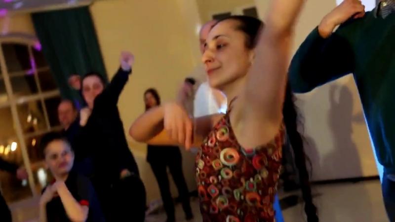 Аутентичные танцы с Глафирой