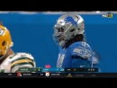 Week 17 / 31.12.2017 / Green Bay Packers @ Detroit Lions