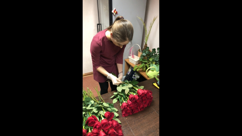 101 роза artandrose
