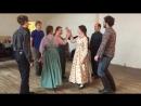Устьянские танцы на Масленицу
