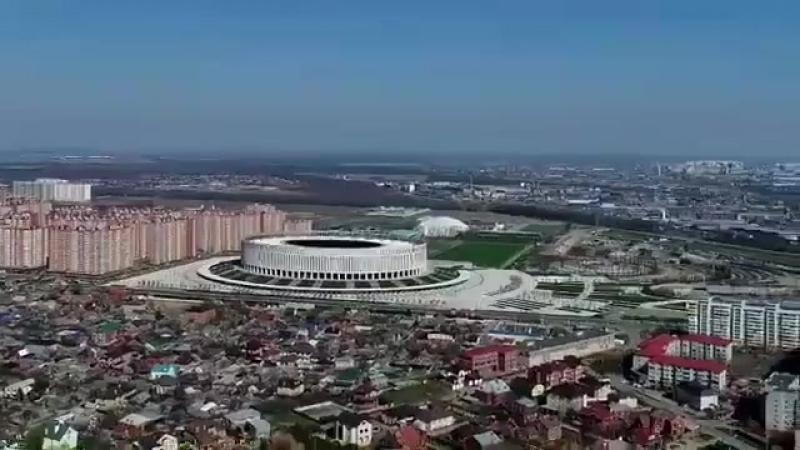 Фото kot_up - Краснодар ждёт... Величайшее шоу на земле! 100 дней до Старта ЧМ2018 ✌🏼😺⚽🏟