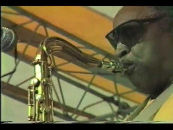 Von Freeman and Clifford Jordan Chicago Jazz Festival 1988