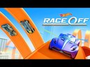 Хот Вилс Гонки Игры Мультики про Машинки Hot Wheels Race Off