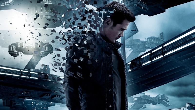 🎬Вспомнить всё / Total Recall (2012) HD