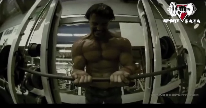 Motivation Greg Plitt: