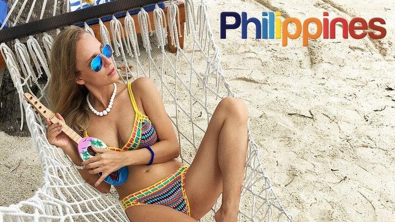 Filipiny (Philippines) - Panglao (Bohol) El Nido (Palawan) - gopro drone 4K