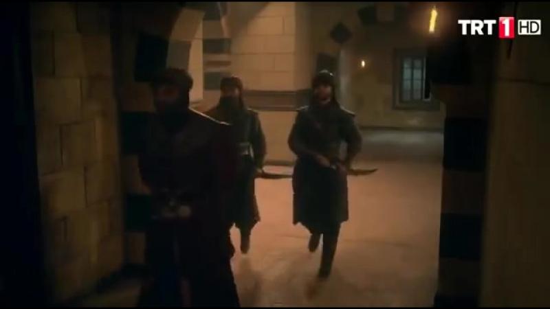 момент из сериала Воскресший Эртугрул