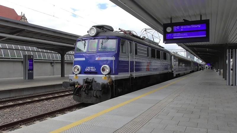 Stacja PKP Poznań Główny [ IC TLK KW Regio ]
