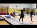 Vadim Izvekov Training new combo