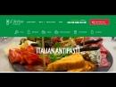 My last work - Italiano Da Nang Restaurant site