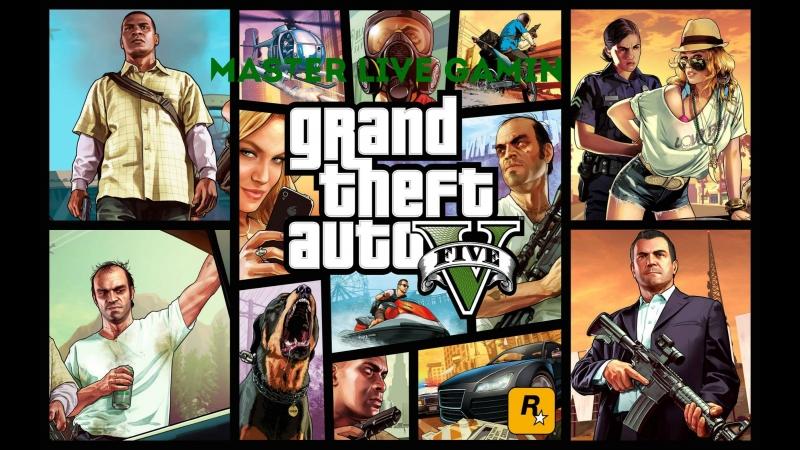 Master Live Gaming - MLG GTA 5