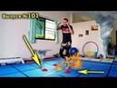 Передвижение в БОКСЕ и ММА для всех 3 простых упражнения Boxing movement 3 exercises