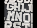 белый письмо железа на Нашивки для Костюмы Декоративные DIY Вышивка имя патч аппликация для одежды Наклейки значки