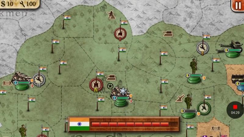 Ось Япония 9 Китайско Бирманско Индийский театр военных действий World Conquer