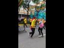 Девчата в делезажигательные танцыSinulog2018