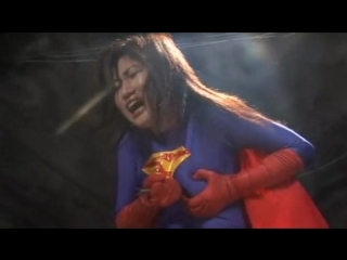 Superheroine beatdown Superior Lady