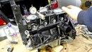 Капиталка Chevrolet Aveo 1 6 с двигателем F16D3 F14D3 Часть 5 Установка поршней
