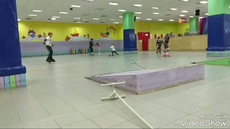 Кирилл 11 лет Fakie 180 Dragon