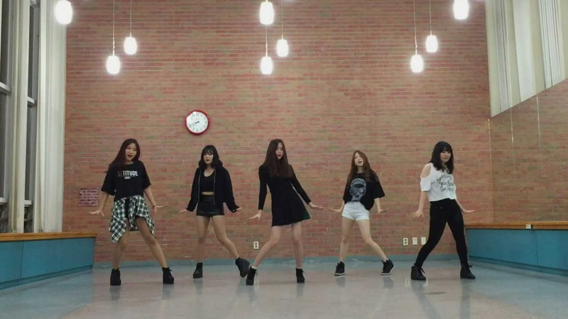 [U.N.I.Q] f(x) - Electric Shock (cover dance)