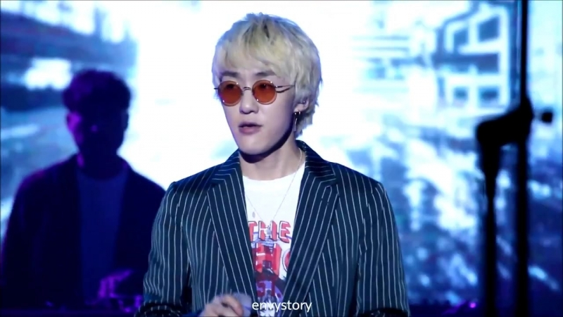 [FANCAM] Zion.T - The Bad Guys | IM THE ONE (01.06.2018)