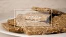 Хлебцы зерновые с кунжутом семенами льна и подсолнечными семечками