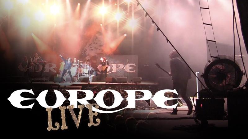 EUROPE Live 2012 Bag Of Bones European Tour Trailer